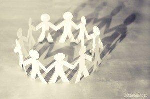 Practising 'people shaped' working