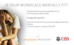 An invitation to put your staff's mental health first