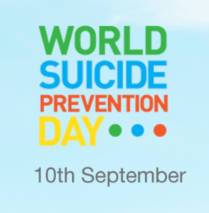 Join us for a webinar to mark World Suicide Prevention Day