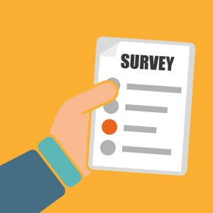 Please fill in our 'internal networks' survey