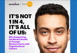 77% of young workers have experienced mental health challenges