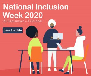 National Inclusion Week 28th September 2020